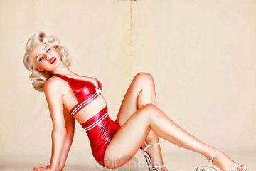 Pin Up Giyim Tarzı – Pin Up Modası