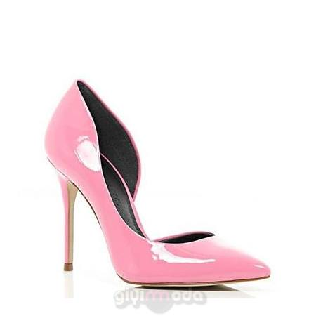 pembe stiletto