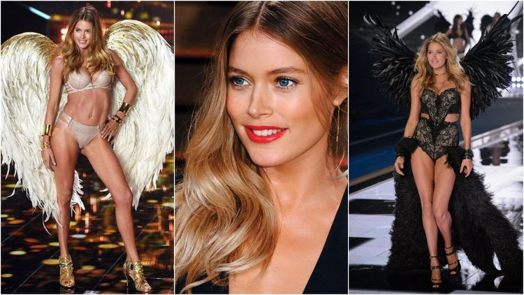 Victoria's Secret Meleği Doutzen Kroes