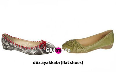 Babet (balerina shoes)