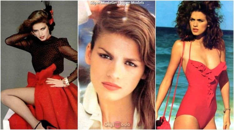 ilk super model Gia Carangi
