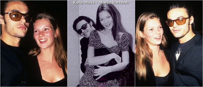 Kate Moss ve Mario Sorrenti