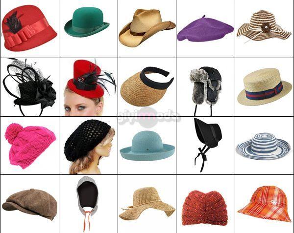 şapka Türleri Ve Isimleri Neler