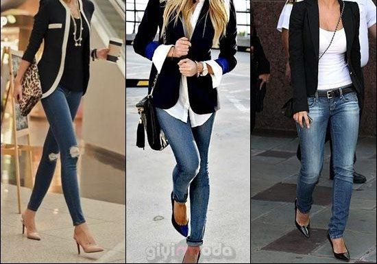 Blazer Ceket Nasıl Giyilir
