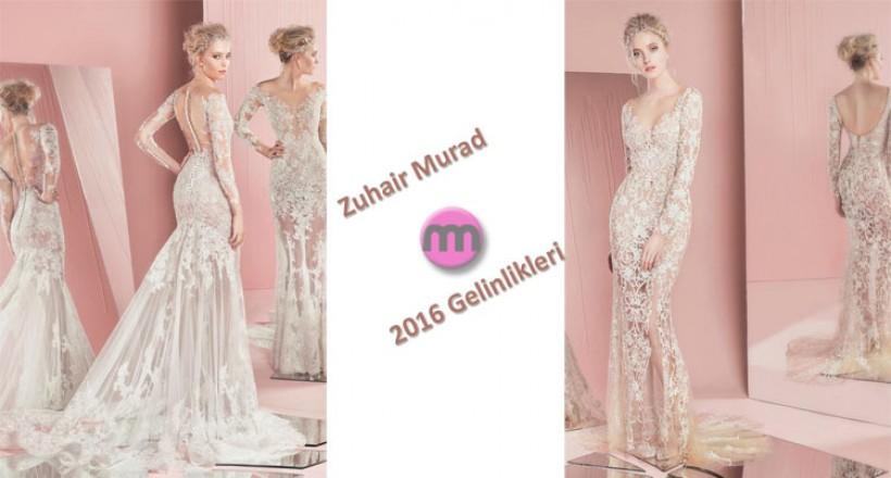 Zuhair Murad 2016 İlkbahar Gelinlik Koleksiyonu
