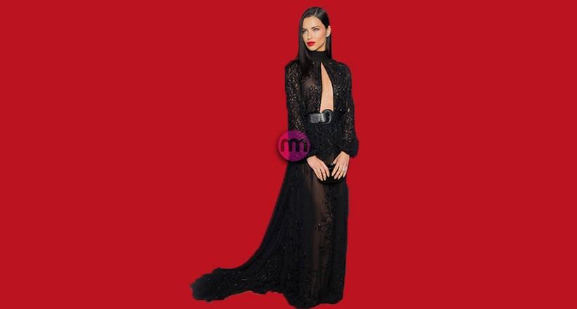 Kırmızı Halı Şıklığı ve Siyah Elbiseli Ünlüler
