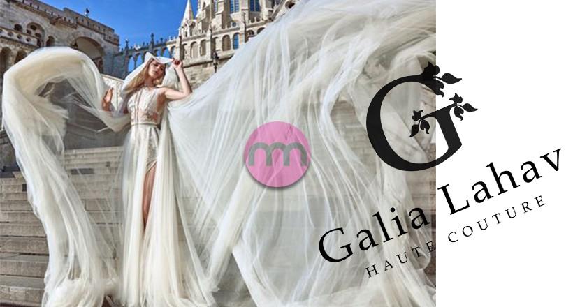 Galia Lahav 2016 Gelinlik Modelleri