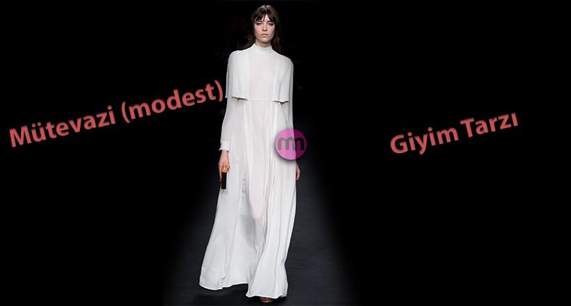 Mütevazi(Modest) Giyim Tarzı Nedir?
