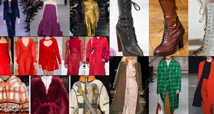 2017-2018 Sonbahar Kış Trendleri/Modası