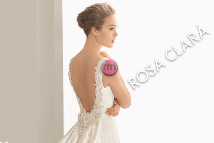2017 Rosa Clara Gelinlik Modelleri