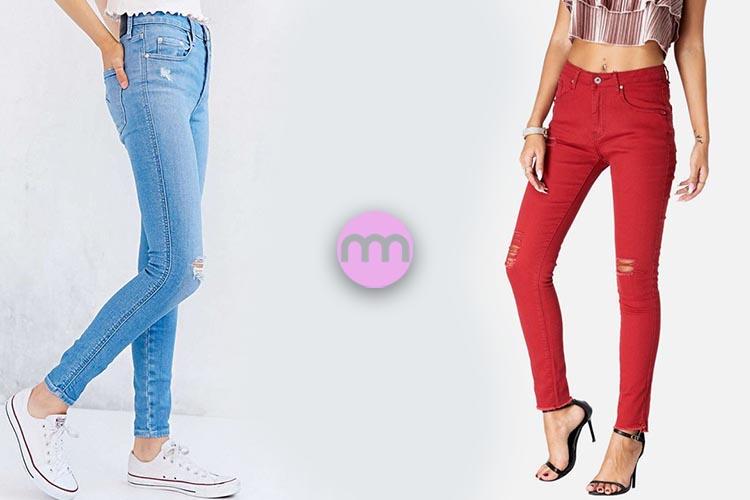 Skinny Pantolonlar İçin Kombin Önerileri