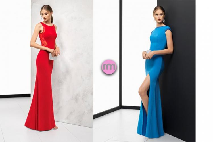 2018 Modelleriyle Rosa Clara Kokteyl Elbiseleri