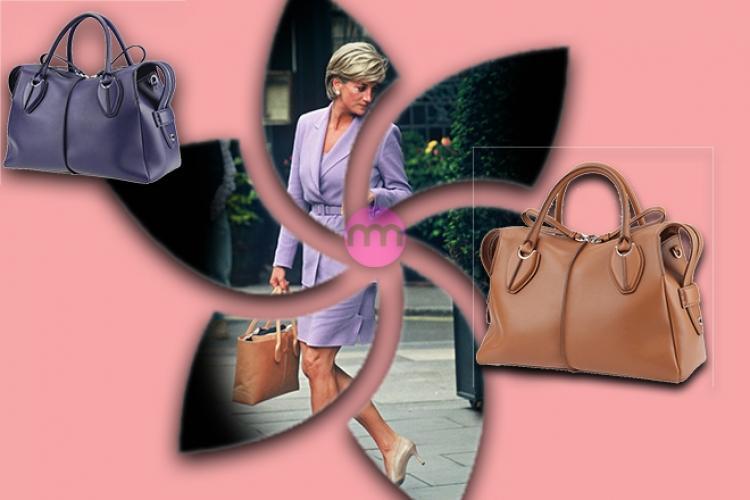 TOD's  D-Bag Hikayesi (Lady Diana)