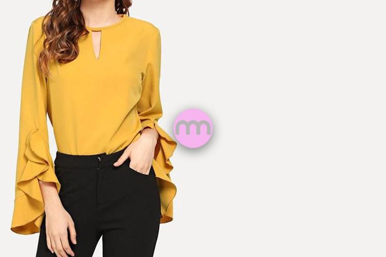 Giyim Ve Moda Dünyası Ürünlerinden Bluzlar