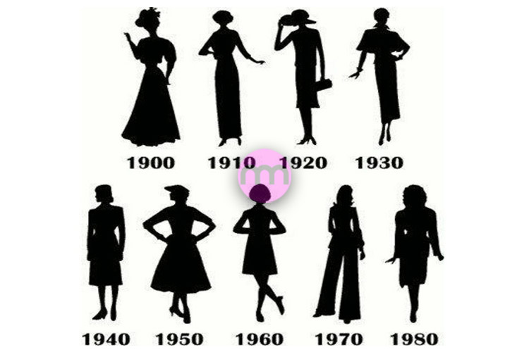 Geçmişten Günümüze Kadın Modası