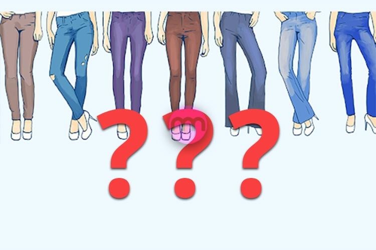 Vücut Tipine Göre Pantolon Nasıl Seçilir?