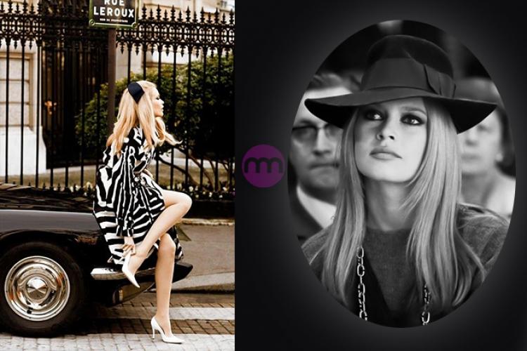 Brigitte Bardot Stili