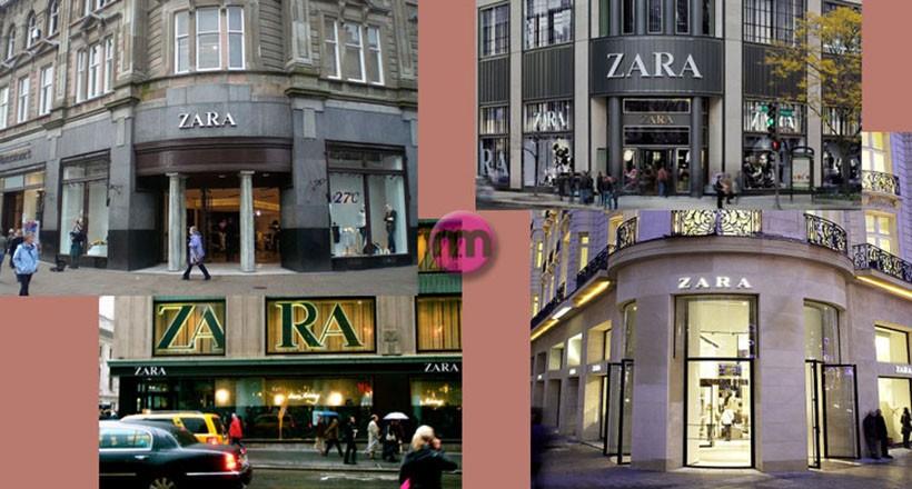 ZARA Türkiye Mağazaları