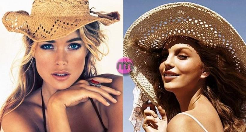 Hasır Şapkalar ve Yazlık Şapkalar