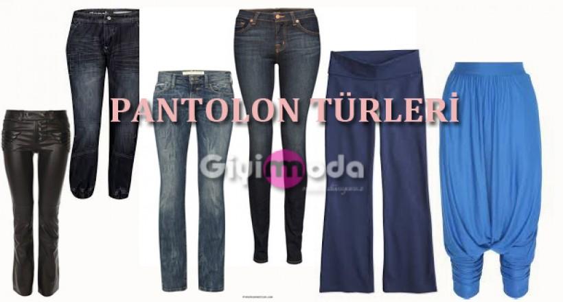 Bayan Jean ve Pantolon Çeşitleri Nelerdir?