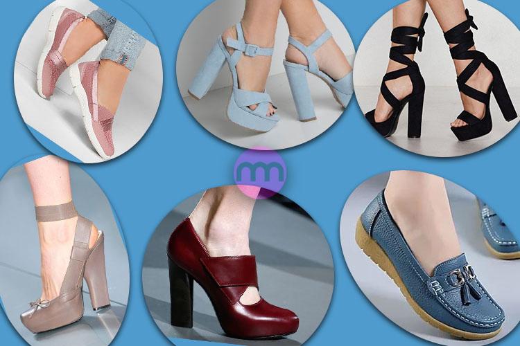 Ayakları Büyük Kadınlar Nasıl Ayakkabı Giymeli?