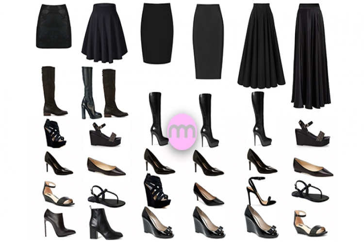 Hangi Etekle Hangi Ayakkabı Giyilir?