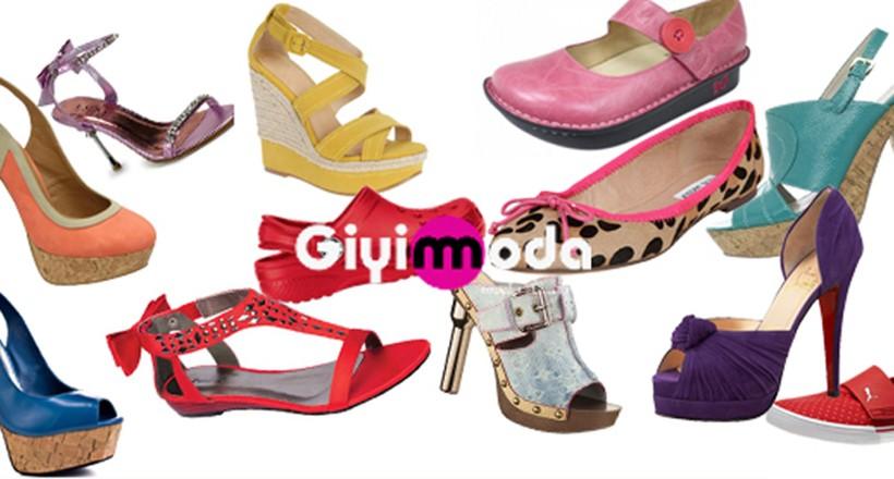 Ayakkabı Türleri ve Ayakkabı İsimleri