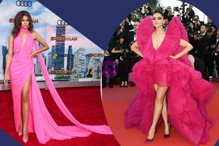 Kırmızı Halı - Pembe Elbise Modelleri