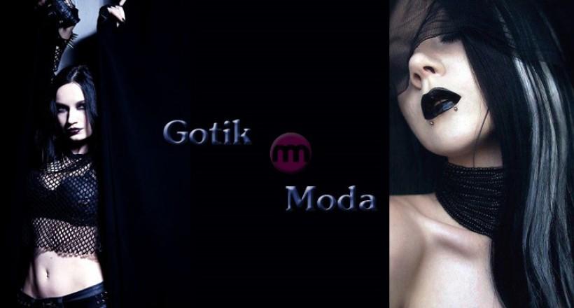 """Modanın Karanlık ve Gizemli Stili """"Gotik Moda"""""""