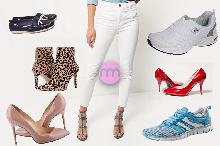 Beyaz Pantolonun Altına Ne Renk Ayakkabı Giyilir?