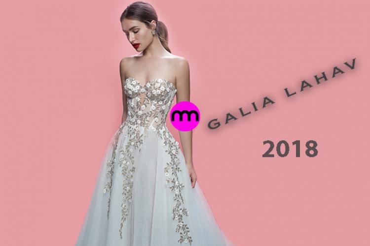 Galia Lahav 2018 Gelinlik Koleksiyonu