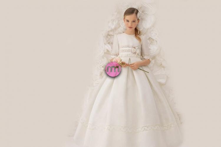 2018 Rosa Clara Kız Çocuk Gelinlikleri