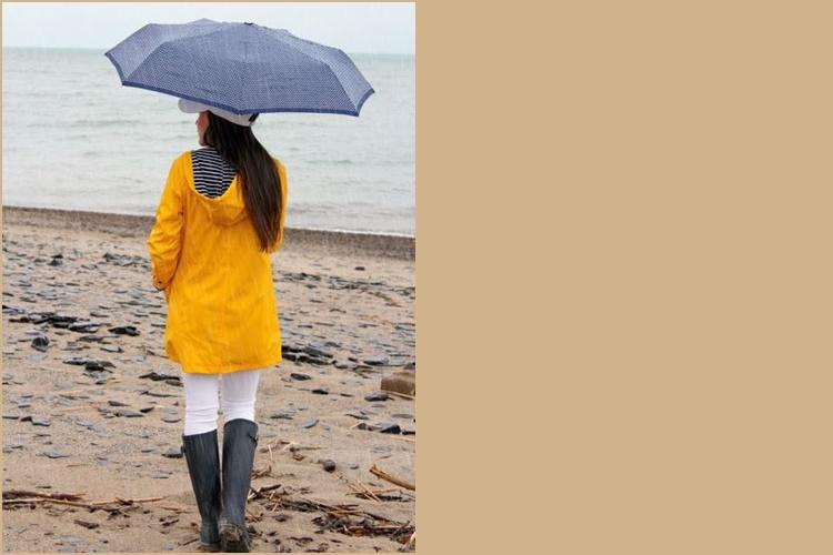Yağmurlu Havada Ne Giyilir? (Kadınlar İçin)