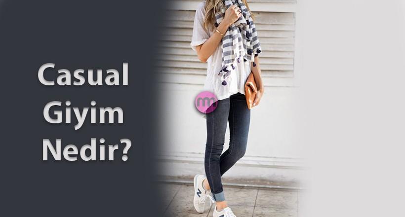 Casual Giyim Nedir?