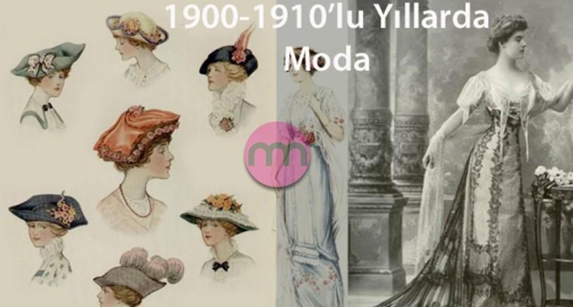 1900-1914 Yılları Arasında Giyim ve Moda