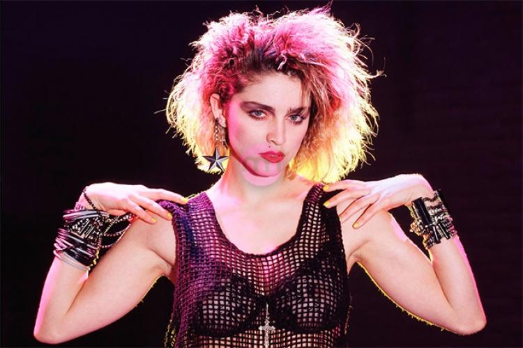 Stil İkonu: Madonna