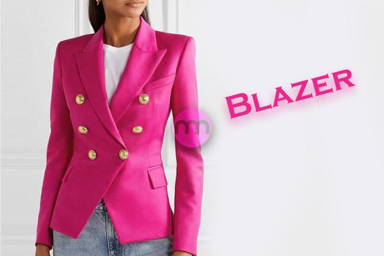 Spor Şık Modasının Gözde Tasarımları; Blazer Ceketler