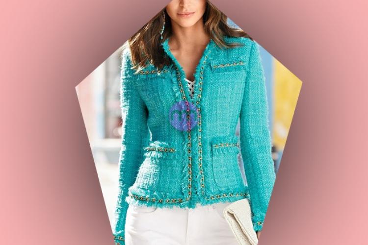Tüvit/ Chanel Ceketler Nasıl Giyilir?