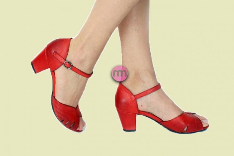Alçak Topuklu Ayakkabılar
