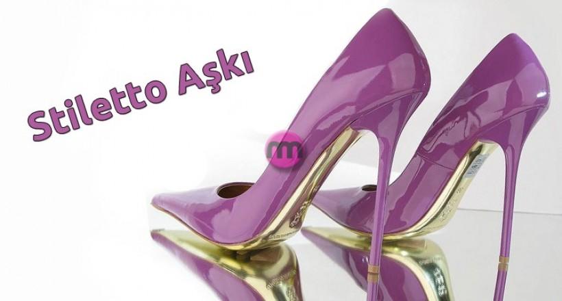 Stiletto Ayakkabı Nasıl Giyilir?