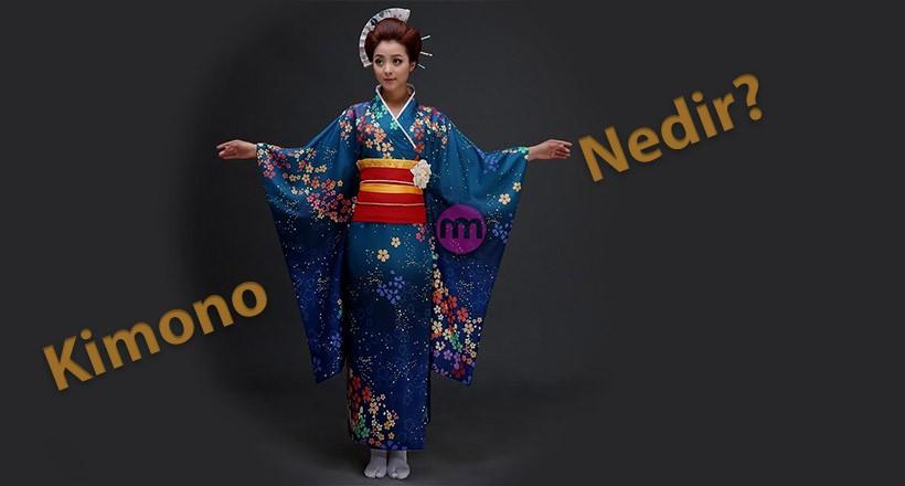 Kimono Nedir?