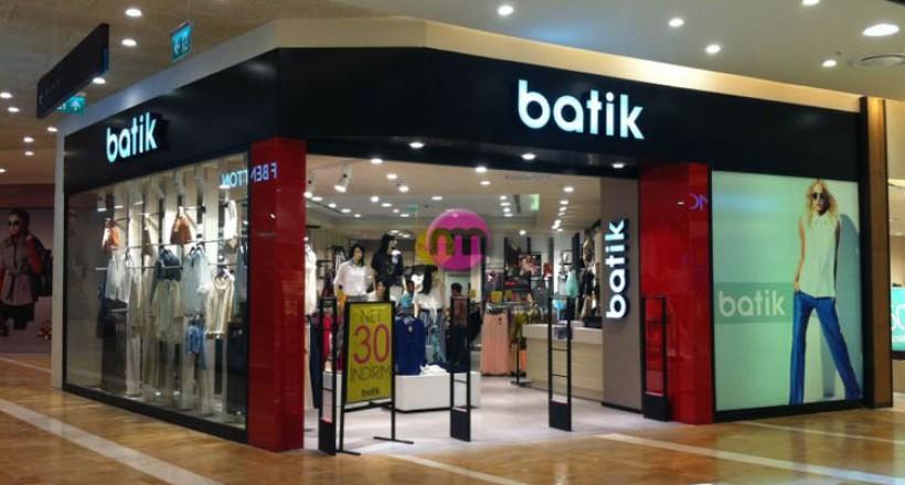 Batik Mağazaları ve Satış Noktaları