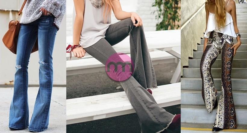 İspanyol Paça Pantolon Modelleri