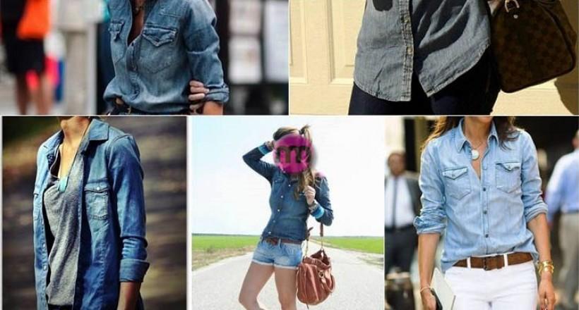 Kot Gömlek Nasıl Giyilir, Nelerle Kombinlenir?