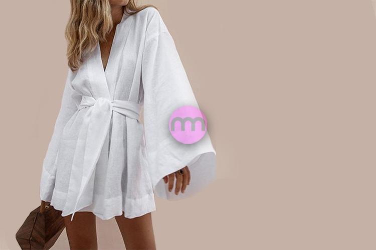 Beyaz Kıyafet ve Aksesuarlar
