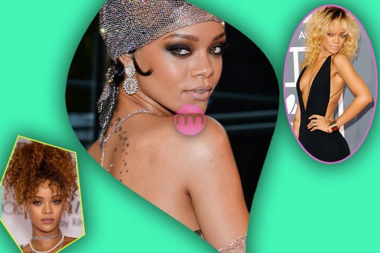 Stil İkonu: Rihanna
