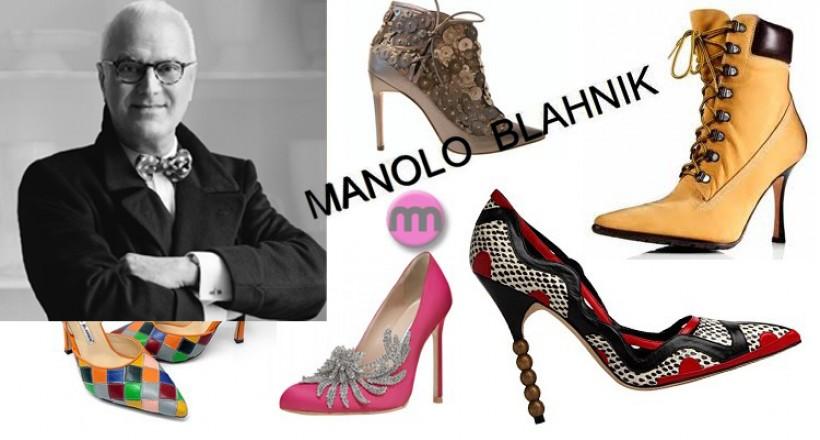 Manolo Blahnik'in En Güzel Ayakkabı Tasarımları