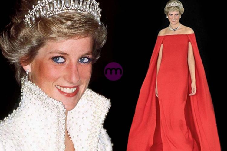 Moda İkonu: Prenses Diana