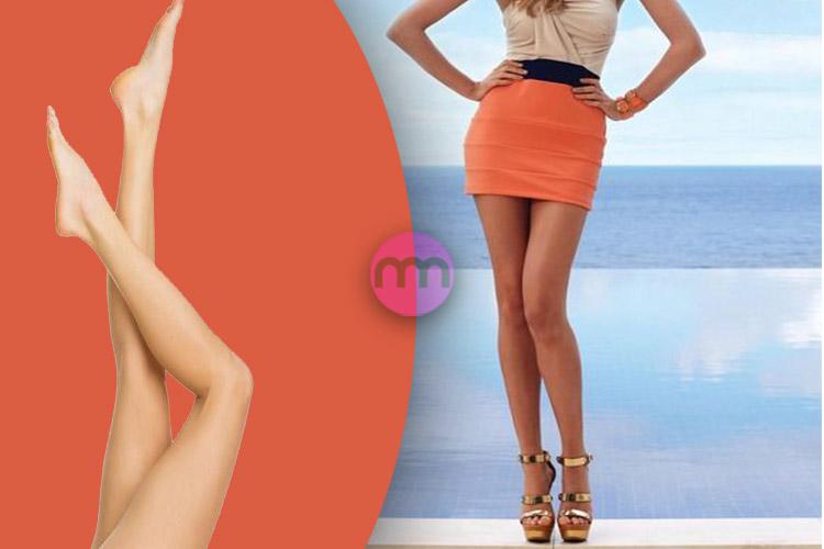 Bacak Boyunu Uzun Gösterecek Giyim Püf Noktaları