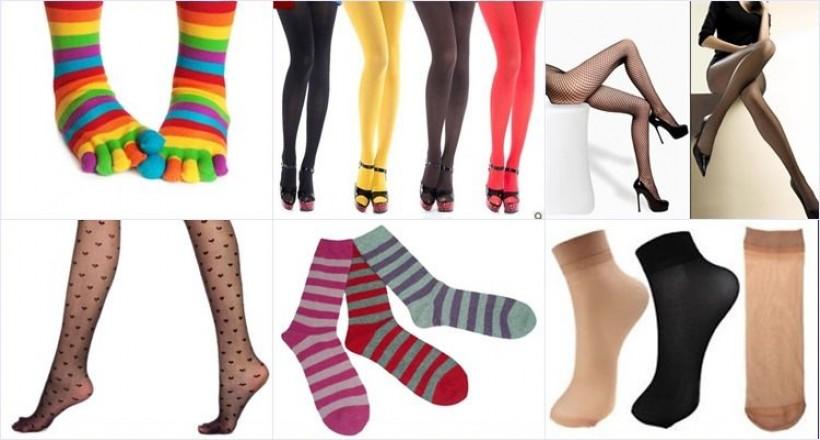 Çorap Çeşitleri Nelerdir?